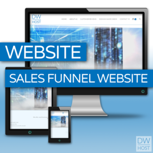 Sales Funnel Website